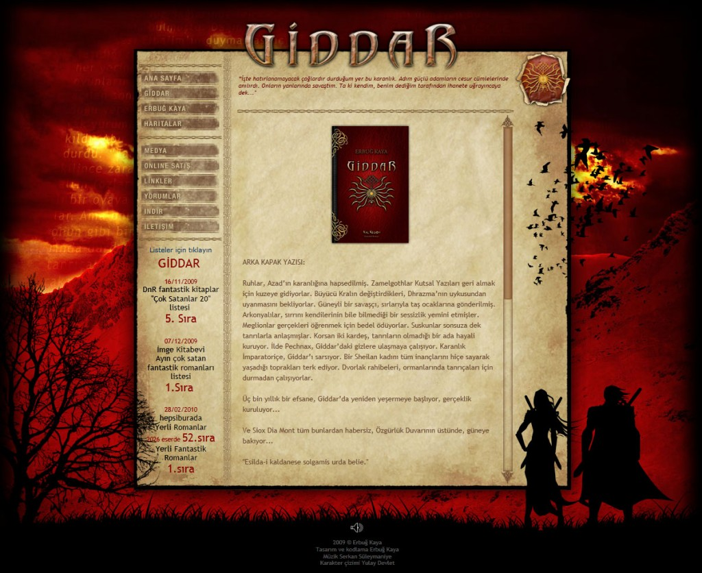 Giddar Site