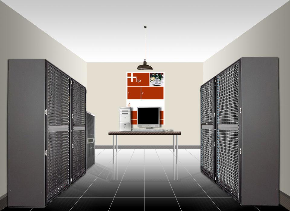 HP Sistem Odası