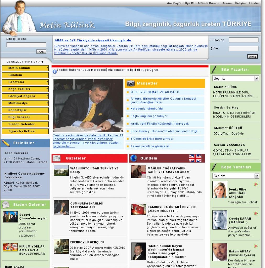 Metin-Kulunk-Portal